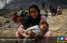 Kejamnya..ISIS Terus Tembaki Warga Sipil yang Tinggalkan Mosul - JPNN.com
