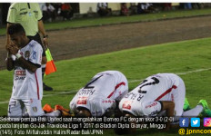 Toleransi Nyata Bali United, Pemain Selebrasi Sesuai Agama (1) - JPNN.com