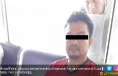 Kapolsek: Pria yang Bobol Keamanan Bandara Itu Ternyata... - JPNN.com