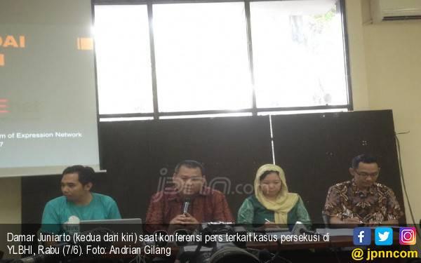 Waduh! Persekusi Sudah Meluas ke Seluruh Indonesia - JPNN.com