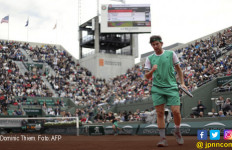 Kejutan! Thiem Kandaskan Djokovic di Perempat Final Roland Garros - JPNN.com