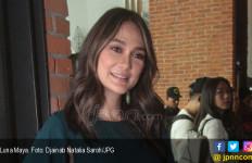 Melaney Ricardo Doakan Luna Maya Segera Bangkit - JPNN.com