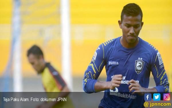 Sriwijaya FC Degradasi, Teja Paku Alam Gabung Semen Padang - JPNN.com