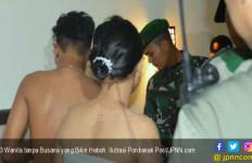 3 Wanita tanpa Busana yang Bikin Heboh - JPNN.com