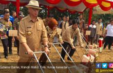 Gubernur Diminta Tengahi Rebutan Aset Dua Tangerang - JPNN.com
