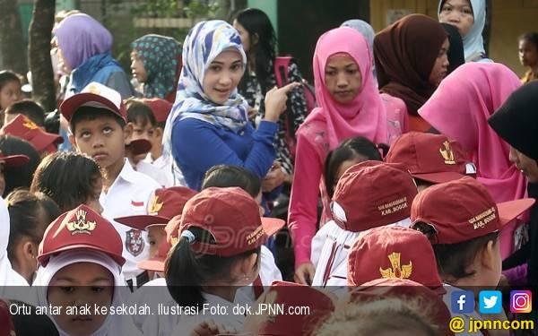 IGI Dukung Program Anies Mengantar Anak pada Hari Pertama - JPNN.com