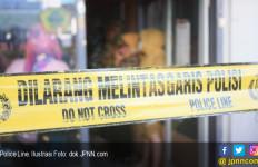 Usai Membunuh Anaknya pakai Pisau, Perempuan Muda Telepon Suaminya - JPNN.com