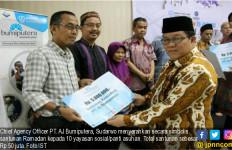 Lewat Ramadhan Is Good, AJ Bumiputera Beri Santunan Rp 50 juta - JPNN.com