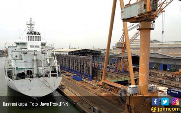 2 Penyebab Industri Pelayaran Stagnan - JPNN.com