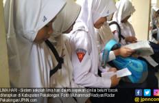 Pokoknya, Pak Muhadjir Harus Batalkan Aturan Lima Hari Sekolah - JPNN.com