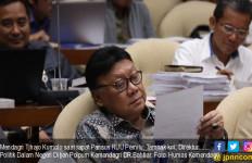 Rapat Pansus Pemilu Kembali Deadlock, Pemerintah Tetap Optimistis - JPNN.com