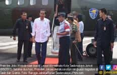 Veri Agustin Bikin Kagum Presiden Jokowi, Siapa Dia? Mengharukan - JPNN.com
