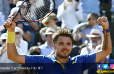 Duel Selama 4 Jam 34 Menit dengan Murray, Wawrinka ke Final Roland Garros - JPNN.com