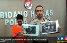 Santri Penghina Jokowi dan Kapolri Akhirnya Ditangkap - JPNN.com