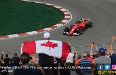 Raikkonen Kuasai Latihan Bebas Kedua GP Kanada - JPNN.com