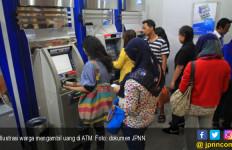Buseeet, Mesin ATM Raib Digondol Maling, Uang di Dalam Hampir 1 Miliar - JPNN.com