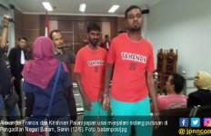 Selundupkan Narkoba ke Batam, Artis Malaysia Divonis Seumur Hidup - JPNN.com