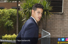 Ancelotti Ingin Napoli Rekrut James Rodriguez - JPNN.com