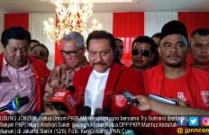 Ingat, PKPI Jadi Partai Pertama Pengusung Jokowi untuk Pilpres 2019 - JPNN.com