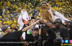 Selamat, Durant! Golden State Warriors Juara NBA - JPNN.com