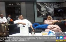 Rekaman Rini - Sofyan Dinilai Bisa Bikin Investor Kabur - JPNN.com