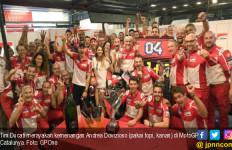 Menyusul KTM, Ducati Pastikan Terus Terlibat di MotoGP hingga 2026 - JPNN.com