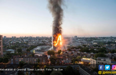Muslim Sedang Sahur Jadi Penyelamat Pertama Korban Kebakaran London - JPNN.com