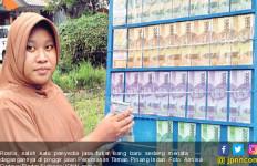 Ketakutan Penyedia Jasa Tukar Uang yang Menjamur Jelang Lebaran - JPNN.com