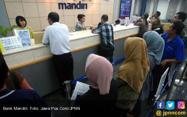 Nasabah Bank Mandiri Kebingungan, Saldonya ada yang Berkurang Drastis dan Bertambah - JPNN.com