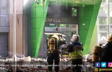 Muslim London Berbondong-bondong Bantu Korban Grenfell Tower - JPNN.com