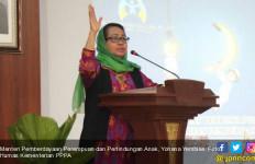Pesan Menteri Yohana Untuk Perempuan Marginal dan Anak Yatim - JPNN.com