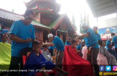 Asyik, 700 Orang Bakal Punya Potongan Rambut Baru Saat Lebaran - JPNN.com