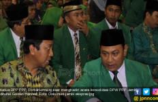 PT TUN Menangkan Romahurmuzy, Evi Suherman Ajak Kader Bersatu - JPNN.com
