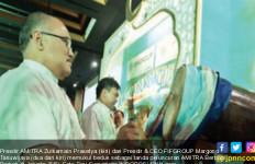 AMITRA Berbagi Berkah Ramadan di 6 Kota Besar - JPNN.com