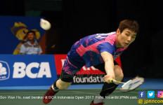 Lolos ke Semifinal BCA Indonesia Open, Ranking Satu Dunia Ini Tak Mau Jemawa - JPNN.com
