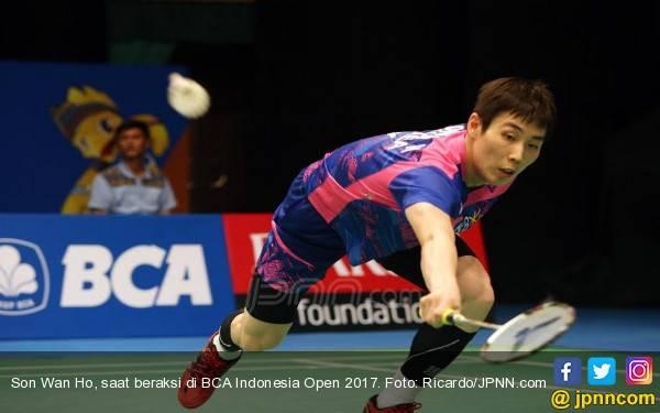 Son Wan Ho Taklukkan Chen Long di Final Malaysia Masters - JPNN.com