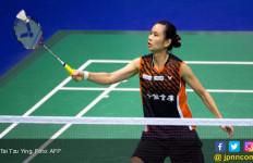 Tai Tzu Ying Peringkat 1, Fitriani ke-28 - JPNN.com