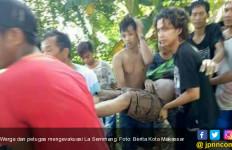 Dikejar Polisi, Terjun ke Sungai, 8 Jam Kemudian Seperti Ini... - JPNN.com