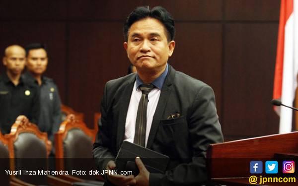 Yusril: HTI Ormas Tak Berbadan Hukum, Bukan Terlarang - JPNN.com