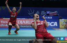 2 Ganda Putri Indonesia Dapat Taktik Khusus buat Japan Open - JPNN.com