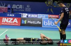 Ini Semifinalis BCA Indonesia Open 2017, Semua Wajah Baru! - JPNN.com