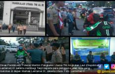 Dispotmar Lantamal III Berbagi Takjil dan Buka Puasa Bersama - JPNN.com