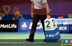 Jadwal Final BCA Indonesia Open 2017, Owi/Butet Main Terakhir - JPNN.com