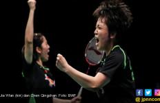Juara di BCA Indonesia Open, Duo Cewek Tiongkok Berusia 19 Tahun Sabet Rp 1 Miliar - JPNN.com