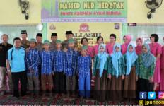 Subhanallah, Pak Kapolda Punya Banyak Anak Asuh - JPNN.com