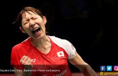 Sayaka Sato Catat Sejarah Manis Buat Jepang di BCA Indonesia Open - JPNN.com