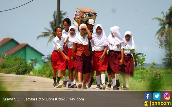 Ada Guru PNS Mangkir Mengajar 2 Tahun, Gaji dan Tunjangan Tetap Dibayar - JPNN.com