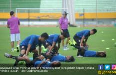 Ini Pelatih Sementara Setelah Osvaldo Lessa Didepak Sriwijaya FC - JPNN.com