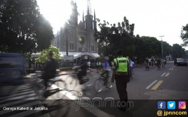 Polda Metro Jaya Terjunkan 5500 Personel Amankan Perayaan Paskah - JPNN.com