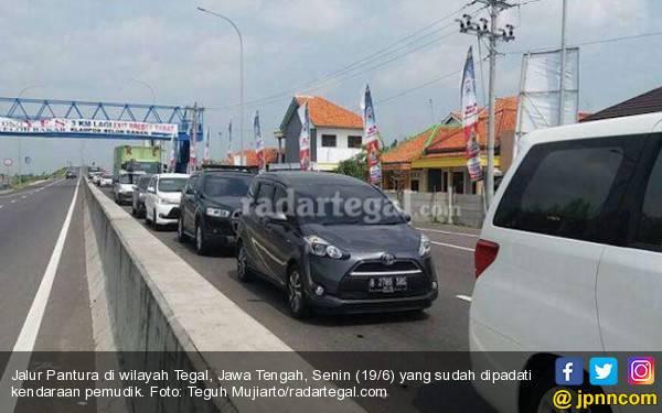 Puncak Arus Balik, Menhub Imbau Gunakan Jalur Pantura - JPNN.com